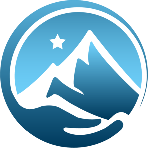 Star Valley Health logo image with no background