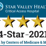 4 Star Ranked by Centers of Medicare & Medicaid
