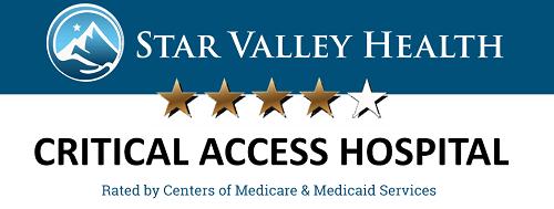 Star Valley Health is a 4 star Critical Access Hospital