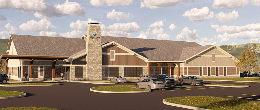 The Alpine Expansion Project - Star Valley Health